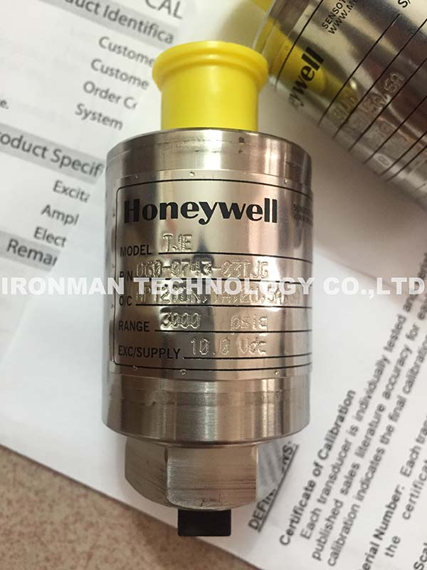 HONEYWELL 060-0743-03TJG Pressure Sensors Press Transducer