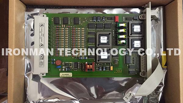 Honeywell 10105/2/1 FAIL SAFE HIGH DENSITY ANALOG INPUT MODULE