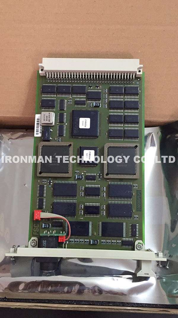 Honeywell 10020/1/2 CPU Module