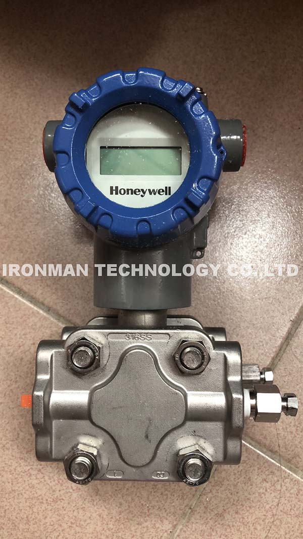 Honeywell STD720 Smartline D/P Pressure Transmitter STD720-F1HN4AS