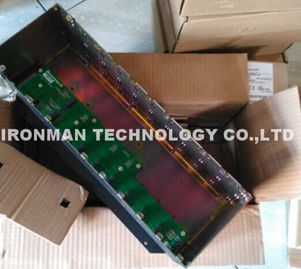 HONEYWELL 900R12-0101 / 900R120101 I/O SLOT RACK ASSEMBLY, 12 POSITION, HC900, 2/6 AMP