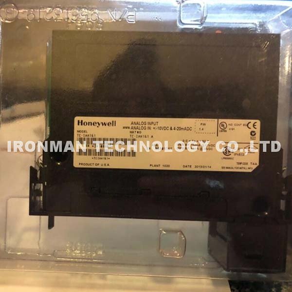 NEW Honeywell TK-IAH161 ANALOG INPUT MODULE