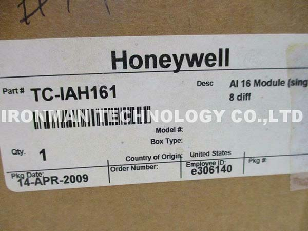 NEW Honeywell TC-IAH161 AI 16 Module Brand new