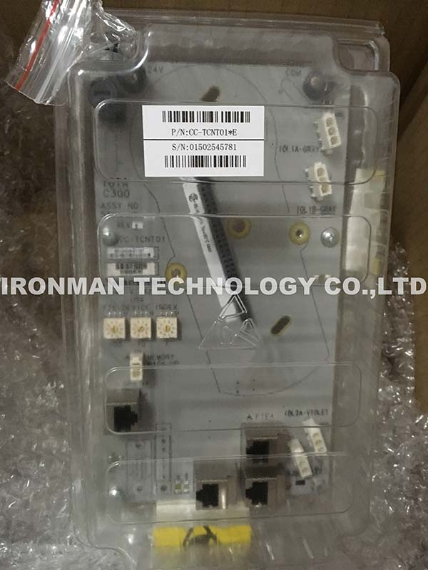 Honeywell CC-TCNT01 C301 control device bottom panel