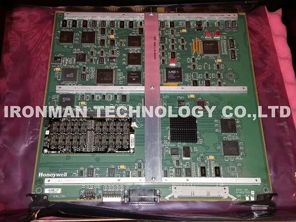 HONEYWELL K4LCN 51402755-100 K4LCN-4 BOARD PROCESSOR