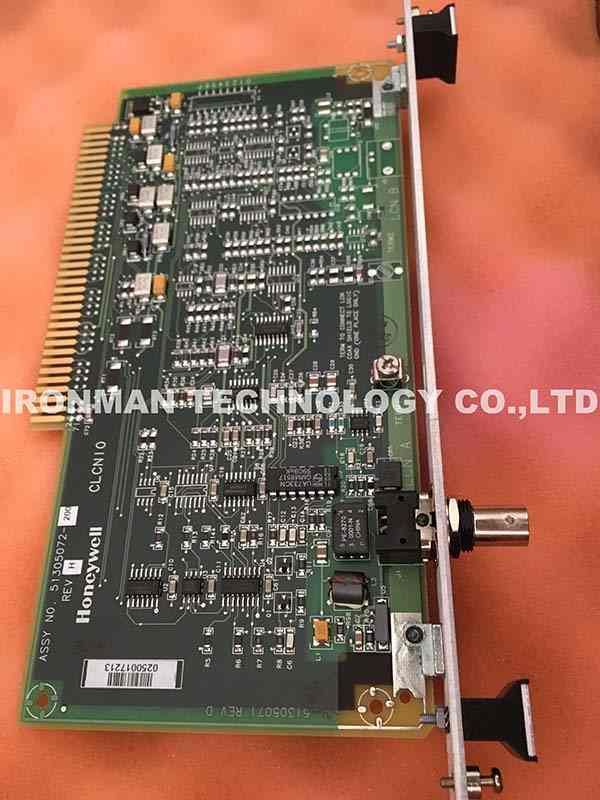 Honeywell 51305072-200 I/O Card CLCNIO Rev. F