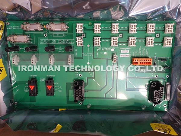 HONEYWELL 51404172-175 POWER SYSTEM BACLPANEL
