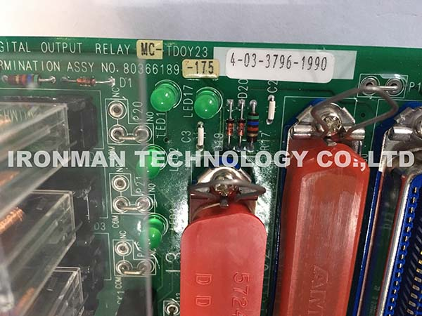 Honeywell MC-TDOY23 51204166-175 HD FTA, DO RELAY COMP, CE, CC EA