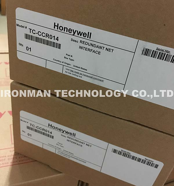 NEW Honeywell TC-CCR014 PWA CNI CARD Redundant Media